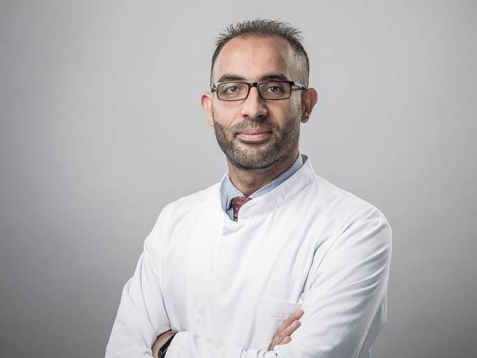 Dr. rer. med. Michael Bitar